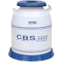 Series 2002 Classic Cryosystem with Roller Base - CB202R