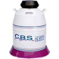 Series XC 47/11 Cryosystem Canister - CB47R-C