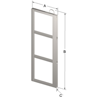 3-PLACE FRAME FOR ZC021 CANISTER