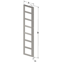 7-PLACE FRAME FOR ZC060 CANISTER