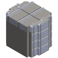 ZC022 Canister System for V-3000AB Isothermal and S-3000 Standard Freezer.