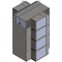 ZC022 Canister System for V-1500AB Isothermal and S-1500 Standard Freezer.