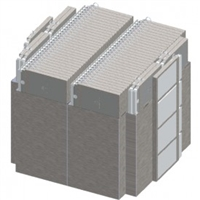 ZC012 Canister System for V-5000AB Isothermal and S-5000 Standard Freezer.