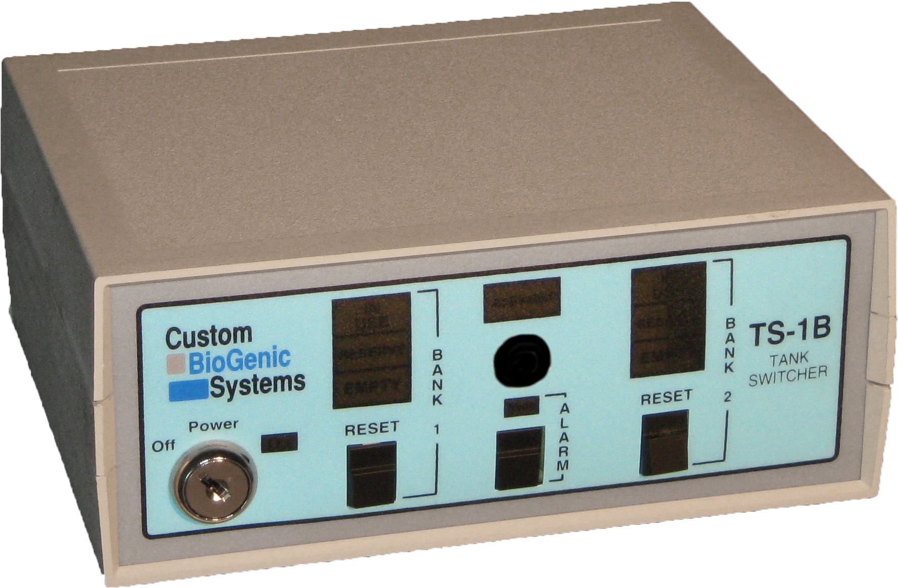 Tank Switcher interface Controller for use with Four Freezers/ Valves. (Option for TS-1B)