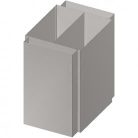18-Inch Patform Divider for ZC022 Canisters